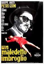 UN MALEDETTO IMBROGLIO  DVD THRILLER