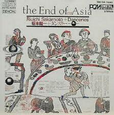 Riuichi Sakamoto = the end of Asia CD = GIAPPONE = Electro Modern Classical synth