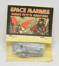 Space Marines Hover Jeep With Driver SM010 Metal Stan Johansen Miniatures
