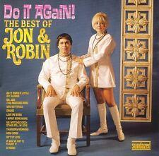 jon & robin - do it again -best of! - CD