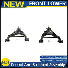 Moog 2PCS Front Lower Control Arm & Ball Joint Assembly For 2014 Ford F-150 BS11