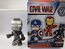 MARVEL CAPTAIN AMERICA CIVIL WAR FUNKO BOBBLE-HEAD - WAR MACHINE 1/12