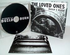 THE LOVED ONES - Build & Burn  (2008)