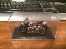 IXO 1/24 Scale Aprilia RS3 Regis Laconi 2002 - Boxed
