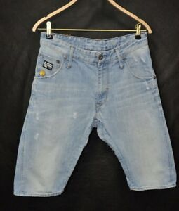 G-STAR RAW ARC 3D LOOSE TAPERED BERMUDA SHORTS size 31