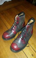 Hawkins/airwear/ Dr martens  uk 3 boots retro vintage old stock