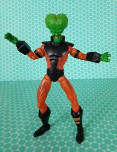 "Marvel Legends Brain Head  Leader Face Off Toy Biz 7"" Action READ DESCRIPTION"
