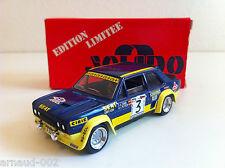 Solido (Transkit) - Fiat 131 Abarth Rally 4 Regioni 1979 Zanini Petisco (1/43)
