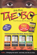 Billy Blanks' Tae-Bo - Instructional Workout, Basic, Advanced, 8-Minute Workout