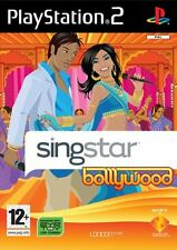 SINGSTAR BOLLYWOOD  + 2 OFFICIAL SINGSTAR  MICROPHONES  PS2
