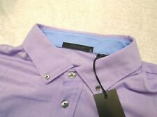 Greyson Golf Performance Fabric Apache Lavender Polo Golf Shirt NWT XL $95