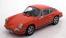 1:18 Schuco Porsche 911S 2.4 Coupe 1973 orange