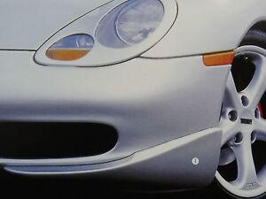 Porsche 986 BOXSTER TECHART FRONT BUMPER LIP SPOILER. 086100100009 BOXSTER S KIT