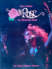 BETTE MIDLER - THE ROSE / AN ILLUSTRATED BOOK - 1979 PAPERBACK - 98 PGS