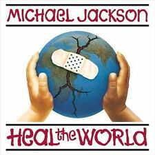 ☆ Michael Jackson Heal the World CD Single ☆