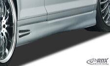 """RDX minigonne AUDI a3 8p7 Cabrio gonne """"gt4"""" Set Spoiler"""