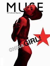MUSE MAGAZINE 23 ANJA RUBIK Lucy Liu ZHANG ZIYI Eniko Mihalik KIRSI PYRHONEN New