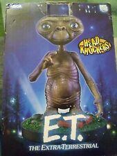 "E.T. The Extra-Terrestrial 7"" NECA Head Knocker figure - New (2012 Edition)"