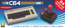 THE C64 MINI COMMODORE 64 MINI RETROGAME CONSOLE PAL 64 GIOCHI NUOVO
