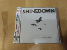 Shinedown - The Sound of Madness CD Japan OBI Strip WPCR-13200 Sealed