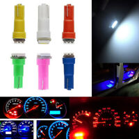20X T5 5050 1SMD LED Instrument Panel Dash Bulb Car LED Dashboard Lights DC 2_TI