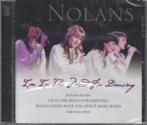 """The Nolans """"I'm In The Mood For Dancing"""" NEW & SEALED CD Posted From The UK"""