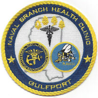 Naval Branch Health Clinic Gulfport Patch