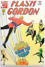 Flash Gordon #12 Silver Age Charlton Comic 1969 Reed Crandal Art
