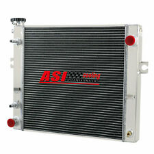 New listing Aluminum 3 Rows Radiator For Hyster/Yale Forklift # 580021191, 8508901, 2043720