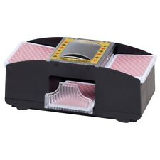 Electronic Battery Operated Automatic Casino Poker Playing Card Shuffler