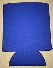 Royal Blue Can Cooler Coolie Koozie Blank Lot 25 Sublimation Wedding Party