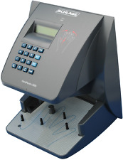 NEW HAND PUNCH 3000 BIOMETRIC TIME CLOCK 1 Year Warranty  Handpunch AUTHORIZED !