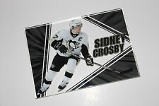 Limited VERY RARE Sidney Crosby Authentic collection plate frame #000 OF 100