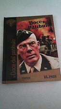 "DVD ""DOCE DEL PATIBULO"" DVDLIBRO ROBERT ALDRITCH LEE MARVIN"