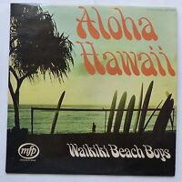 WAIKIKI BEACH BOYS Aloha hawai MFP 5006