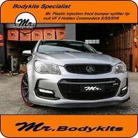 Mr. Front Lip Splitter-Holden Commodore VF Series 2 S/SS/SV6 Font Bumper/538