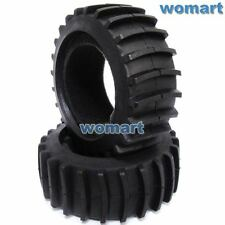 2pcs New RC 1/8 Paddles Tires with foam for 1/8 Off-road Buggy Car upgrade parts