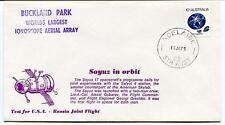 1975 Soyuz Orbit USA Russia Joint Flight Adelaide Buckland Park Ionoscope Aerial
