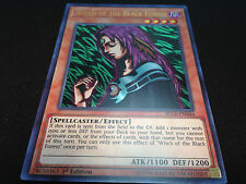 YuGiOh Witch of the Black Forest - BLLR-EN046 - Ultra Rare - 1st Edition Mint