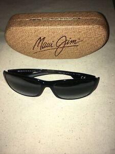 Maui Jim Sunglasses Bamboo Forest MJ -415-O2J With Case