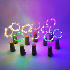 LED Bottle Lights Wine Bottle Glass Cork Lights DIY Lights Party Gift