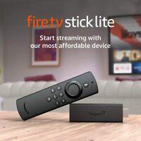 NEW Fire TV Stick Lite with Alexa Voice Remote -HD- Latest Version 2020 Release