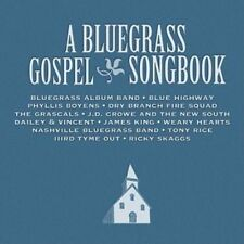 Bluegrass Gospel Songbook 0011661066427 by Various Artists CD