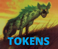 World of Warcraft WoW Tcg Promo - Ea Token Creatures - Choose Your Own!