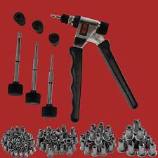 MASTERFIX MFX-306 Nietmutternzange Nietzange M3 M4 M5 M6 + 170 Stahl Nietmuttern