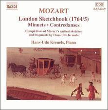Mozart: London Sketchbook (1764/5), New Music