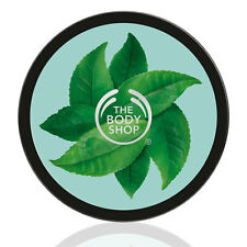 Body Shop ◈ FUJI GREEN TEA™ ◈ Replenishing Body Butter Moisturiser Cream ◈ 200ml