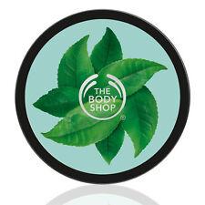 Body Shop ◈ FUJI GREEN TEA™ ◈ Replenishing Body Butter Moisturiser Cream ◈ 200ml