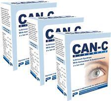 Can-C Eye Drops 2 X 5ml Vials