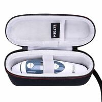 Carrying Hard Case Fit For iProven DMT-489 Ear Thermometer Storage Cases Bags